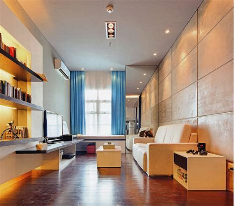 Apartment: Artistic Ideas In Decorating Small Apartment Furniture Ideas Living Room Using Red
