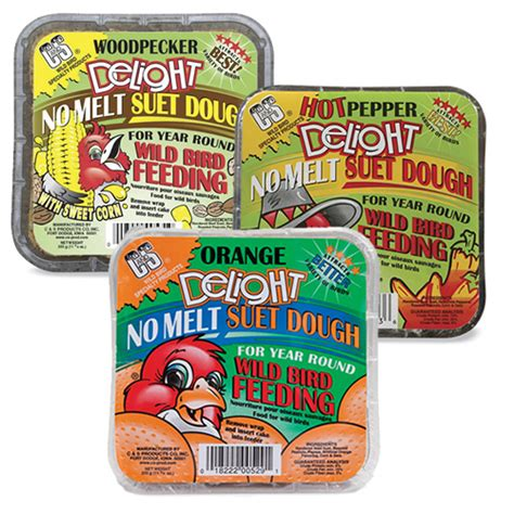 no melt suet sler set of 6