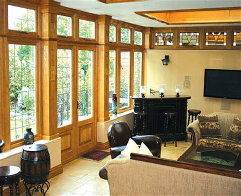 Home Designs With Virtual Tours by Orangery Style Oak Conservatories