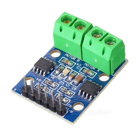 Hg7881 2 Channel Stepper Motor Driver Module For Arduino Ag15 1 l9110 2 channel motor driver module mbyt ru