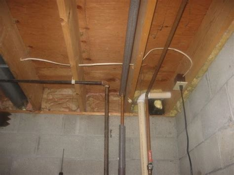 insulate basement joists images