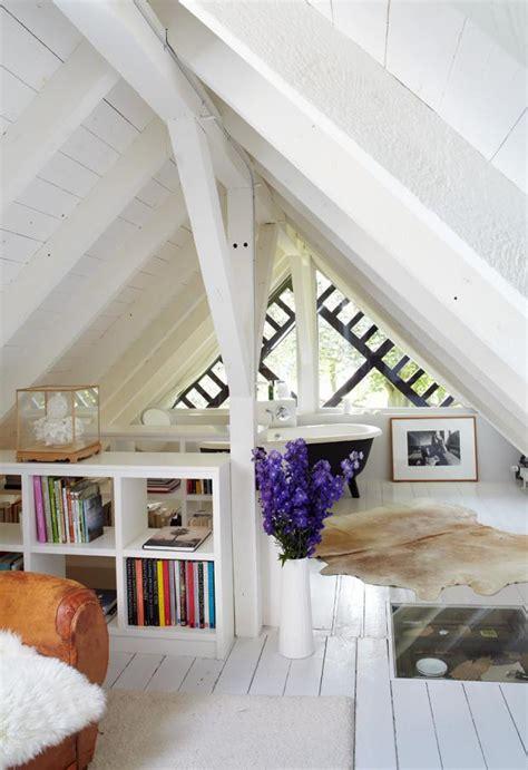 wohnen unterm dach r 252 ckzugsort unterm dach bild 4 sch 214 ner wohnen