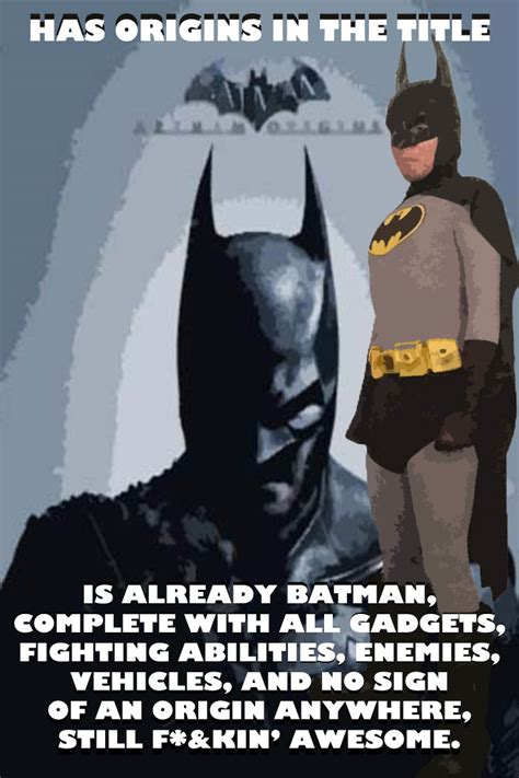 meme origins batman meme arkham origins by badger4r on deviantart