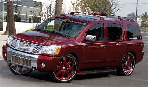 Best Home Interior Paint by Dub Magazine 2004 Nissan Armada