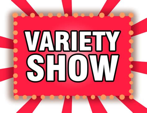 variety show is great success purley sports club