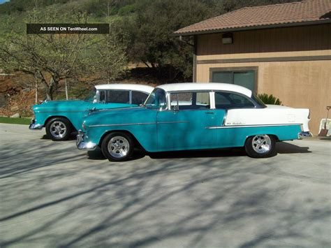 1955 chevy belair project car for sale autos post