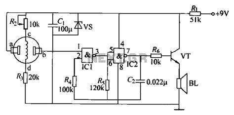 gas sensor integrated circuit gas sensor circuit sensors detectors circuits next gr