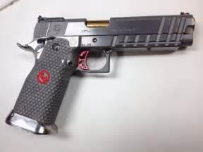 Infinity Handgun 5 Quot Infinity Sight Tracker Warlord Infinity Firearms