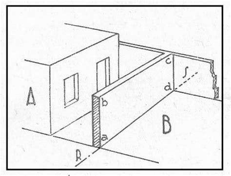 distanze dai confini tettoie muri di cinta caratteristiche e distanze