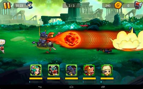 game game mod terbaru cheat gods rush no delay skill mod apk versi terbaru