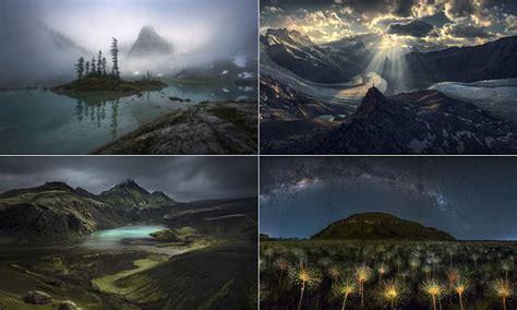 landscape photographer   year winning shots revealed