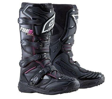 Womens Dirt Bike Boots Ebay