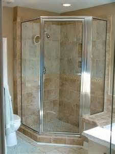 glass shower door kit neo angle shower frameless neo angle shower with door