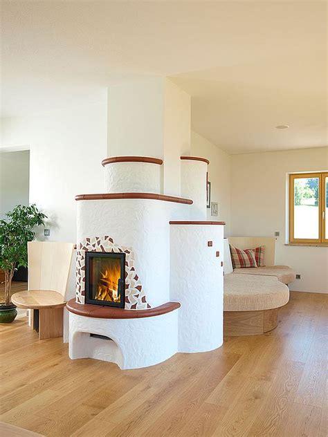 kachelofen rustikal fireplace - Wohnzimmer 4 X 6