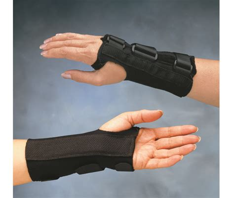 comfort cool thumb spica splint comfort cool 174 d ring wrist orthosis