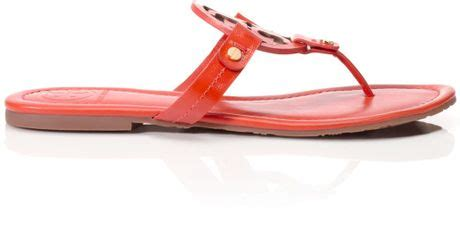 Which Color Flex Color Goes With Dolce Vita Laminate - burch patent leather miller sandal in