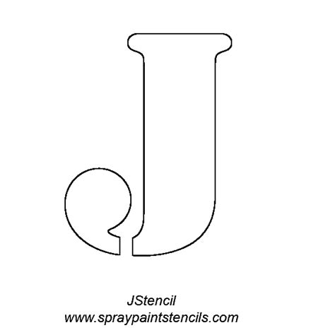 printable letter stencils for painting alphabet stencils for free
