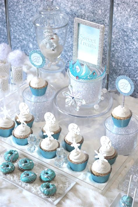 Frozen Table by Trend Alert Frozen Table Hostess With