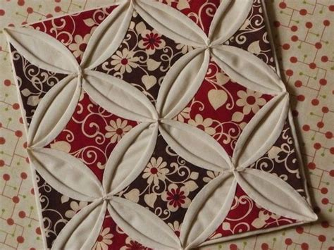 Cathedral Patchwork - 28 best cathedral window quilt images on