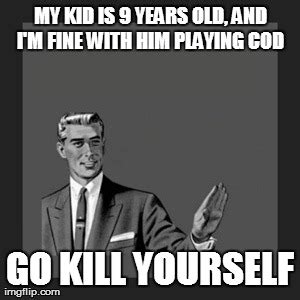 Go Kill Yourself Meme - kill yourself guy meme imgflip