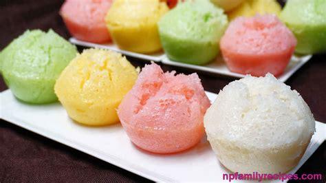 Rice Cake by Steamed Rice Cake Recipe B 225 Nh B 242 Hấp Npfamily Recipes