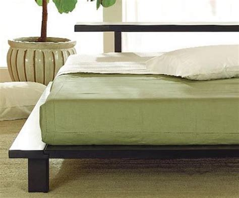 zen platform bed zen japanese platform bed for the crib pinterest