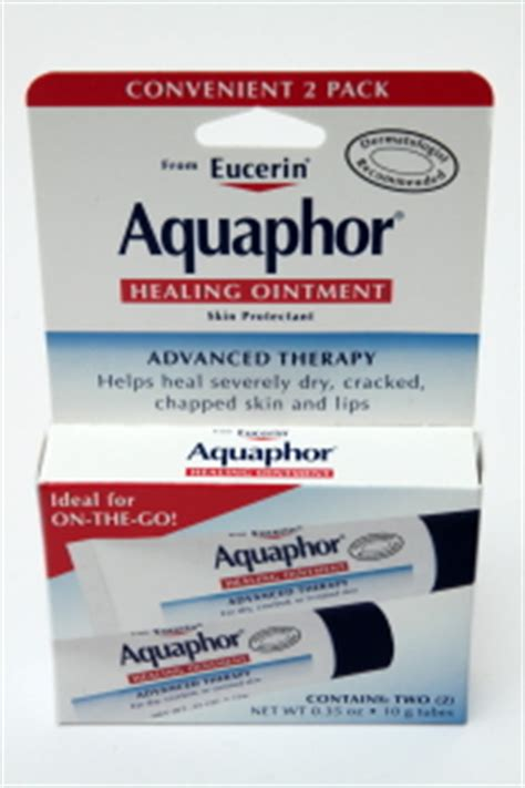 tattoo aftercare eucerin aquaphor healing ointment travel size miniature