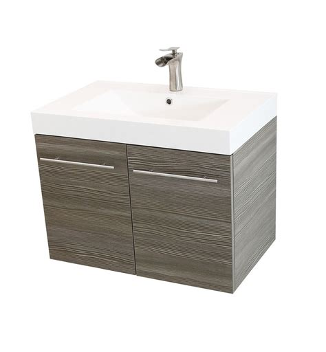 Windbay 36 Quot Wall Mount Powder Bathroom Vanity Sink Set Where To Buy Bathroom Vanity