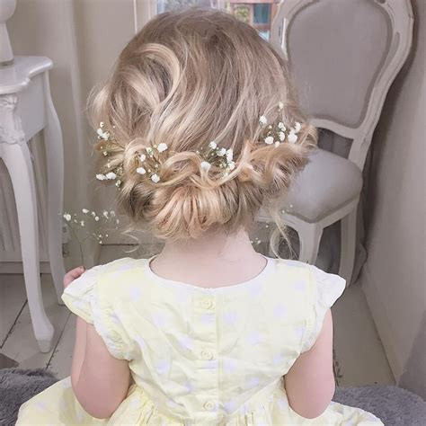 hairstyles for girl in wedding 40 cool hairstyles for little girls on any occasion