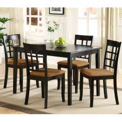 walmart kitchen dining room sets collections