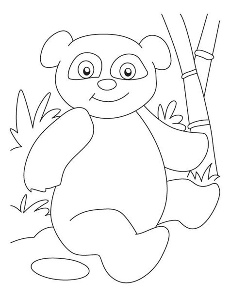 coloring pages panda baby panda coloring pages coloring home