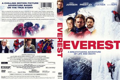 film everest english everest movie dvd scanned covers everest english f