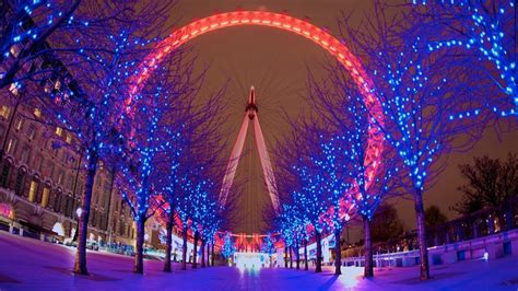 christmas  london feel  spirit city  london christmas lights youtube