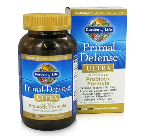 Garden Of Primal Defense Ultra Primal Defense Ultra 180 Capsules Garden Of