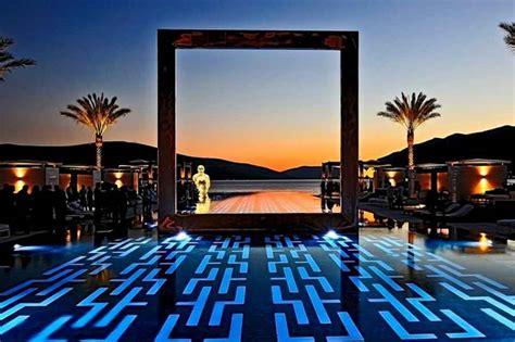 Aquascapes Pools Lido Mar Porto Montenegro Tivat Architecture E Architect