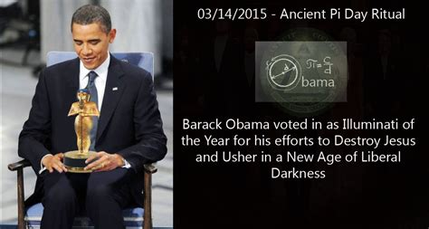 is obama illuminati pi day 2015 barack obama voted in as illuminati of the
