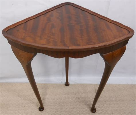 Corner Console Table Style Corner Console Table Stand Sold