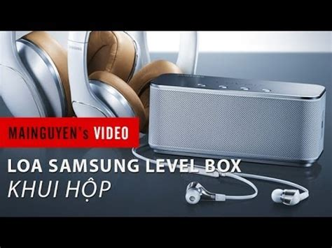 Harga Samsung Wireless Speaker Sb330 khui hộp loa samsung level box wireless speaker sb330