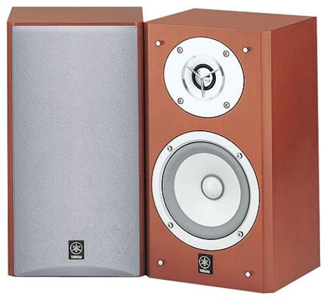 yamaha ns m525 bookshelf speakers review and test