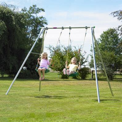 buy garden swing tp double giant swing frame garden swings buy online