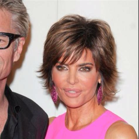 lisa rinna haircut directions lisa rinna one of my favorites for shag haircuts hair