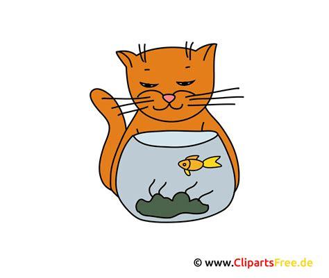 clipart gifs gif katze und aquarium