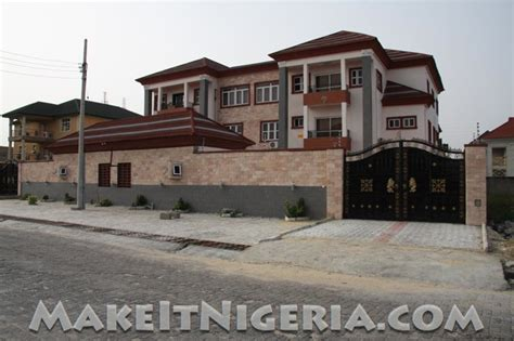 House With 5 Bedrooms by Regency Luxury Serviced Apartments At Oniru Victoria
