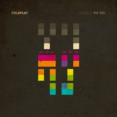 Kaos Coldplay Fix You fix you coldplay cover vulpine city