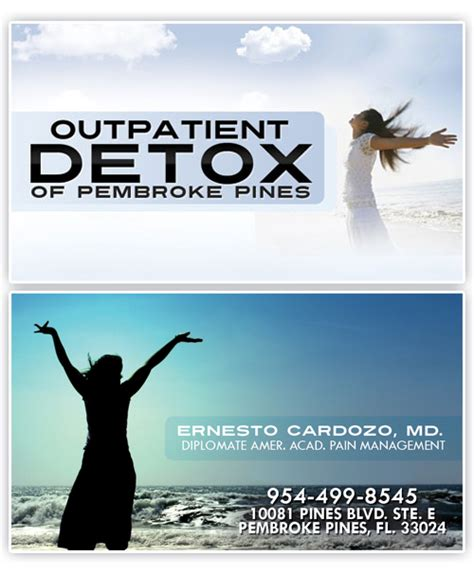 Ambulatory Detox by Confidential Outpatient Detox Of Pembroke Pines