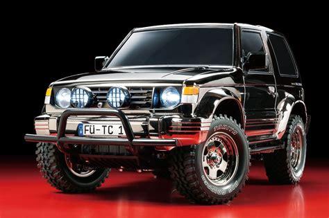 Tamiya Mitsubishi Pajero tamiya mitsubishi pajero black metallic limited edition