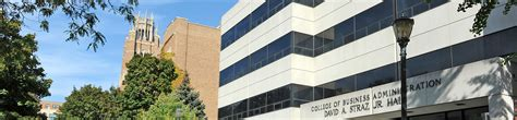 Marquette Mba Program Ranking by College Of Business Administration Marquette