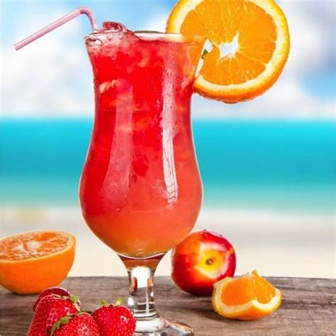On The Beach Cocktail Recipe Yummy Magazine By Eatout