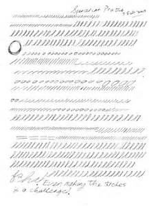 Spencerian Handwriting Worksheets by Spencerian Script Practice Sheets Www Imgkid The