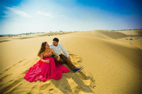 Top 5 Pre Wedding Shoot Destinations Rajasthan CandidShutters